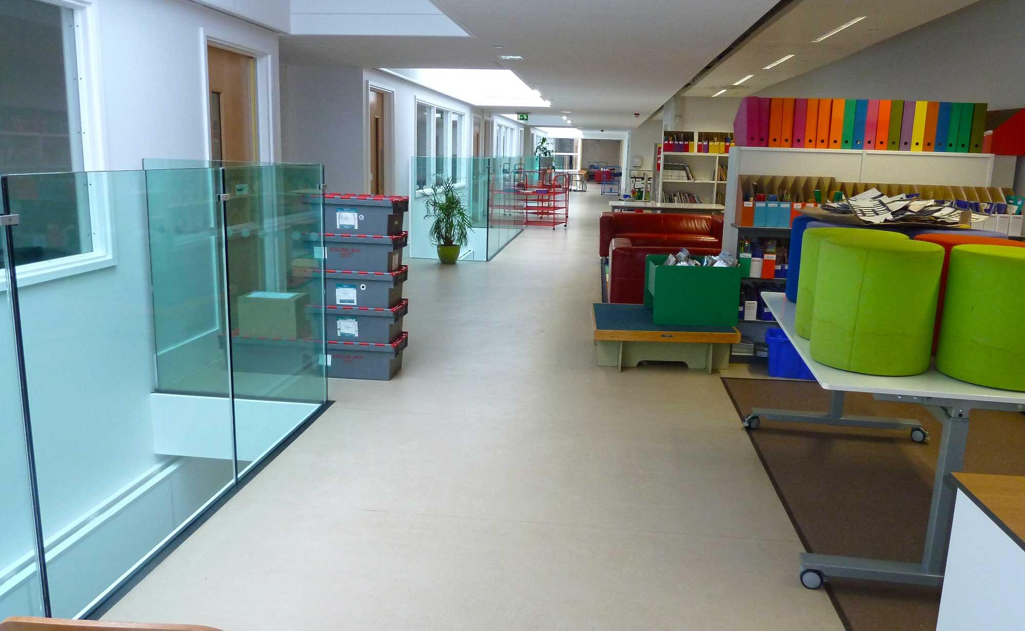 school flooring vinyl