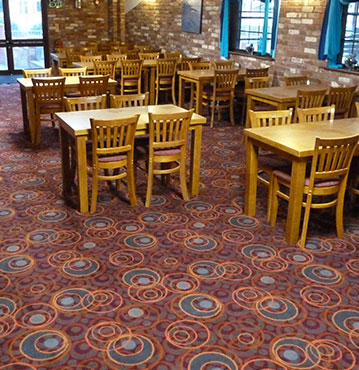SPECIALLY DESIGNED AXMINSTER CARPET